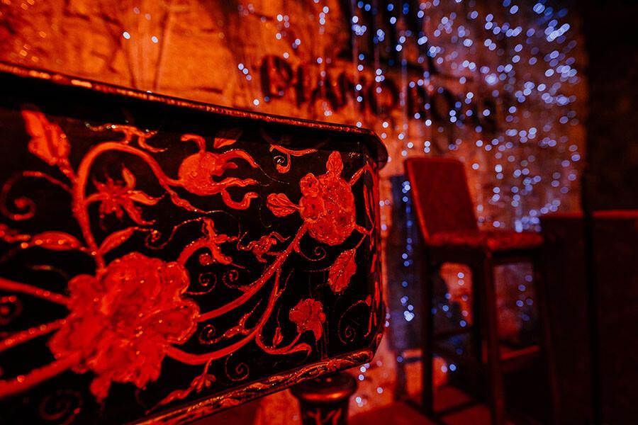Slider zdjęcie 1 - The Piano Rouge Kraków