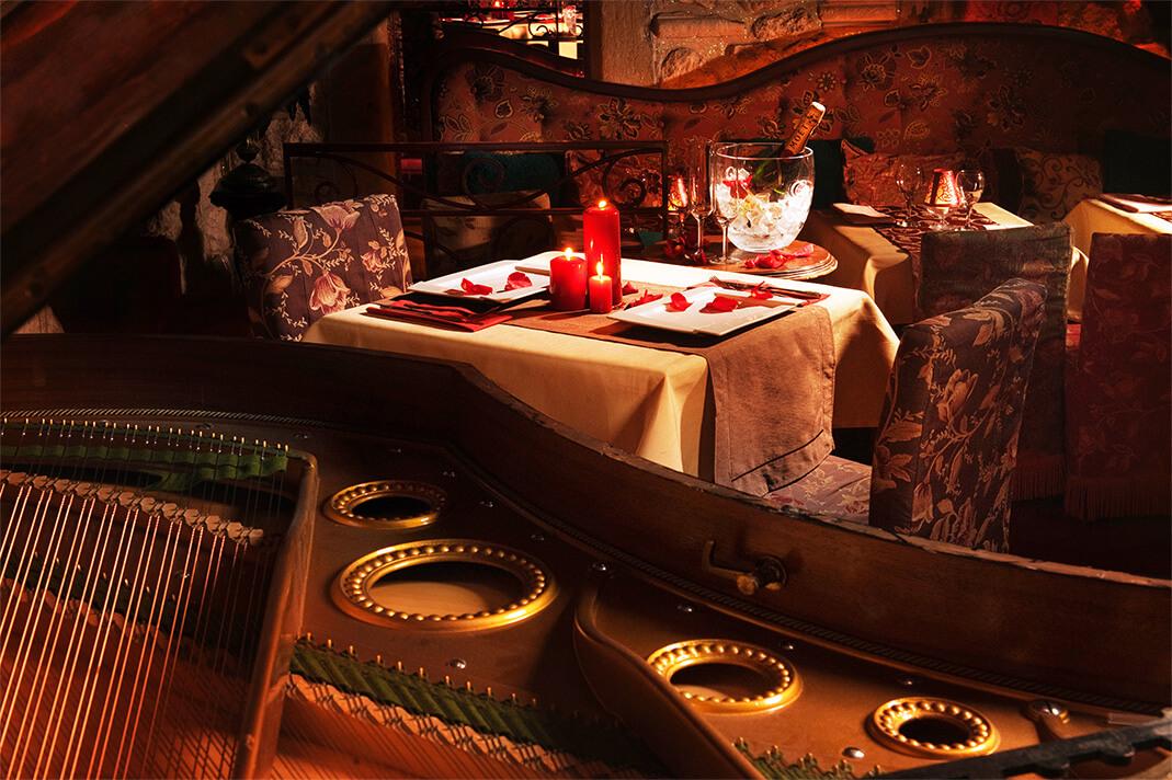 Slider zdjęcie 3 - The Piano Rouge Kraków