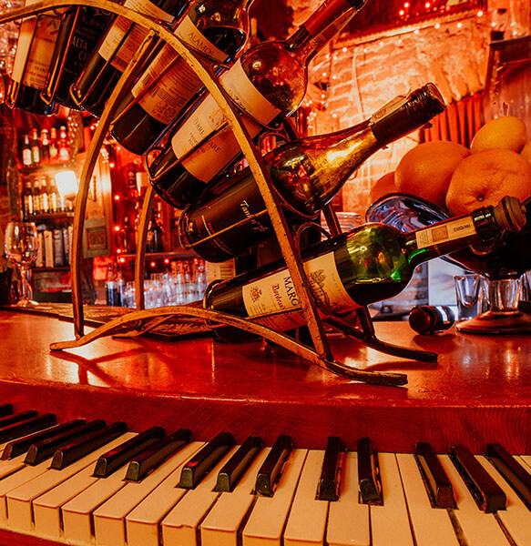 Slider zdjęcie 4 - The Piano Rouge Kraków